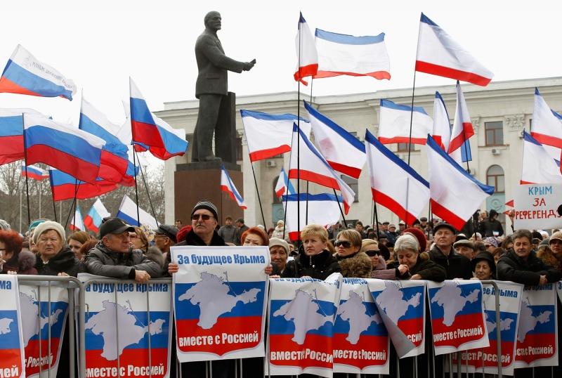 Картинки по запросу крым референдум 2014