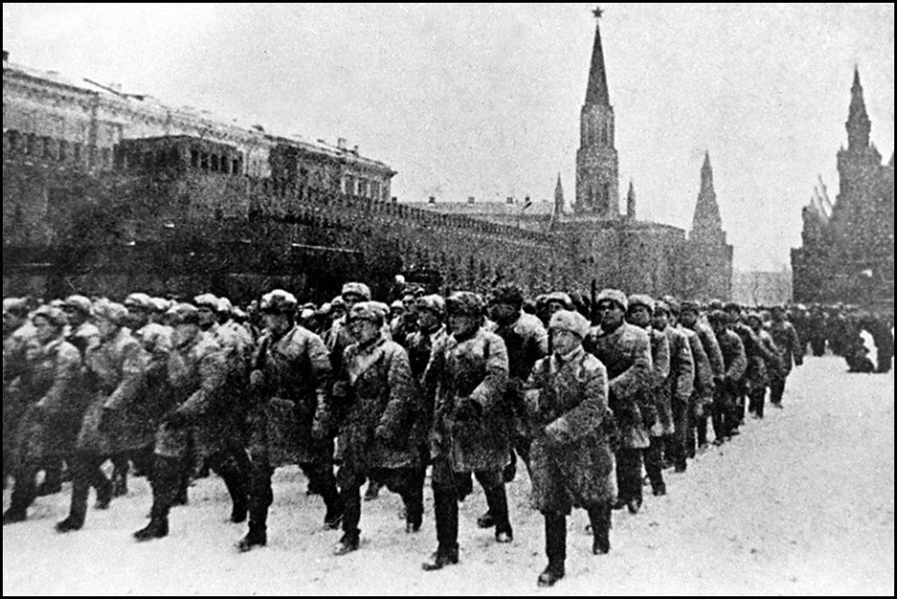 Московская битва 1941 доклад 1675